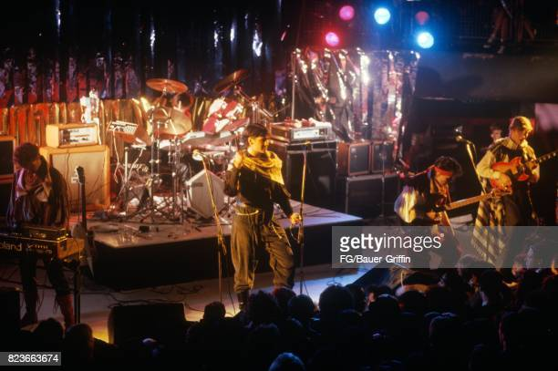 Spandau Ballet at Heaven club on December 29 1980 in London United Kingdom 170612F1