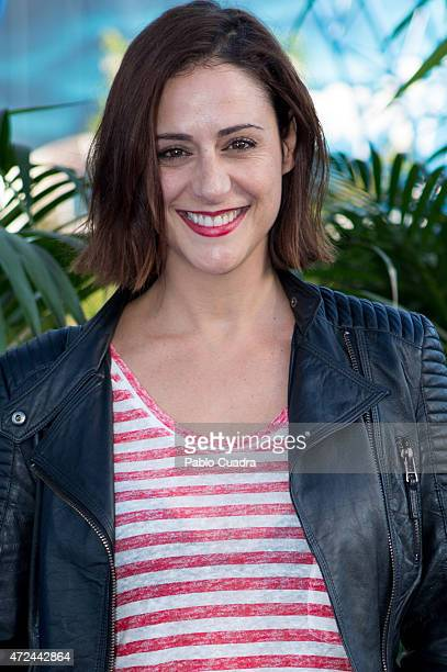 Spanis actress Luz Valdenebro attends the 'Cirque Du Soleil' photocall on May 7 2015 in Madrid Spain