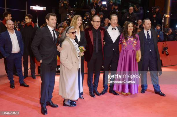 Spanish actor Alex Brendemuehl actress Bim Bam Merstein Belgian actress Cecile de France French director Etienne Comar French actor Reda Kateb...