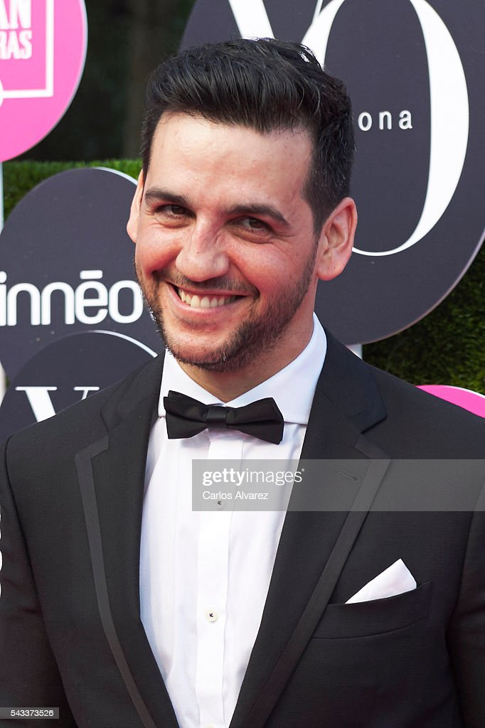 Spanish actor and singer <a gi-track='captionPersonalityLinkClicked' href=/galleries/search?phrase=Fran+Perea&family=editorial&specificpeople=789469 ng-click='$event.stopPropagation()'>Fran Perea</a> attends 'Yo Dona' International awards on June 27, 2016 in Madrid, Spain.