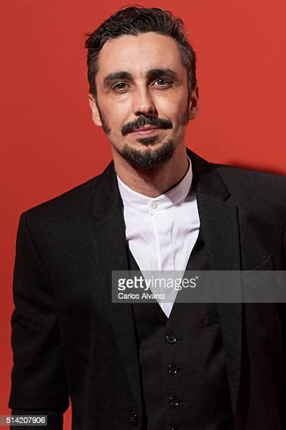 Spanish actor Canco Rodriguez attends the Fotogramas Awards 2015 at the Joy Eslava Club on March 7 2016 in Madrid Spain