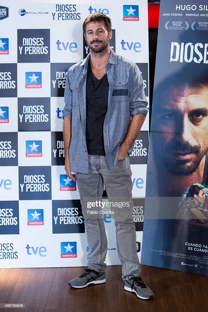 'Dioses Y Perros' Madrid Photocall