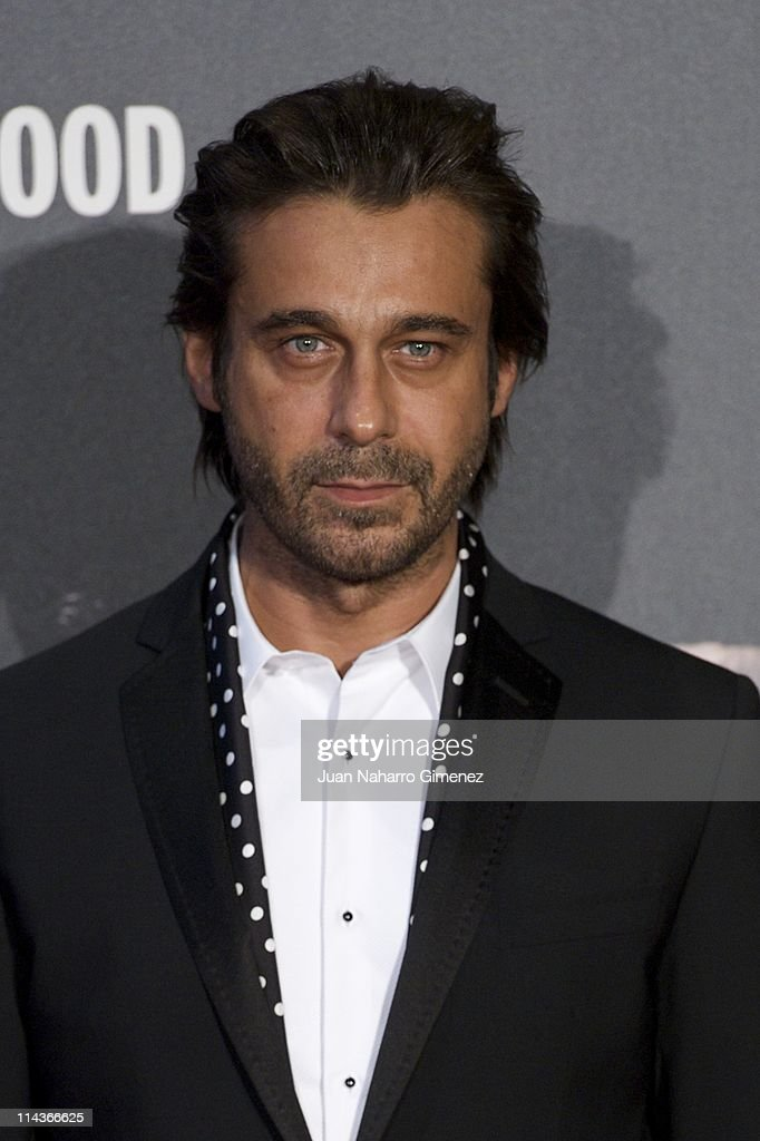 Spanish actor Jordi Moya attends 'Pirates Of The Caribbean: On Stranger Tides' (Piratas del Caribe: en Mareas Misteriosas) premiere at Kinepolis Cinema on May 18, 2011 in Madrid, Spain.