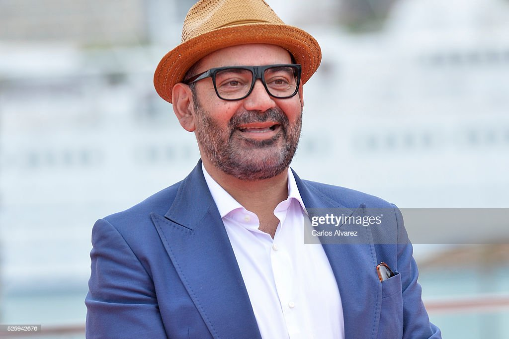 Spanish actor <a gi-track='captionPersonalityLinkClicked' href=/galleries/search?phrase=Jose+Corbacho&family=editorial&specificpeople=789447 ng-click='$event.stopPropagation()'>Jose Corbacho</a> attends 'El Futuro Ya No Es Lo Que Era' photocall during the Malaga Film Festival on April 29, 2016 in Malaga, .