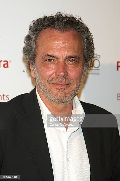 Spanish actor Jose Coronado attends the 'Hijo de Cain' premiere at the Callao cinema on May 30 2013 in Madrid Spain
