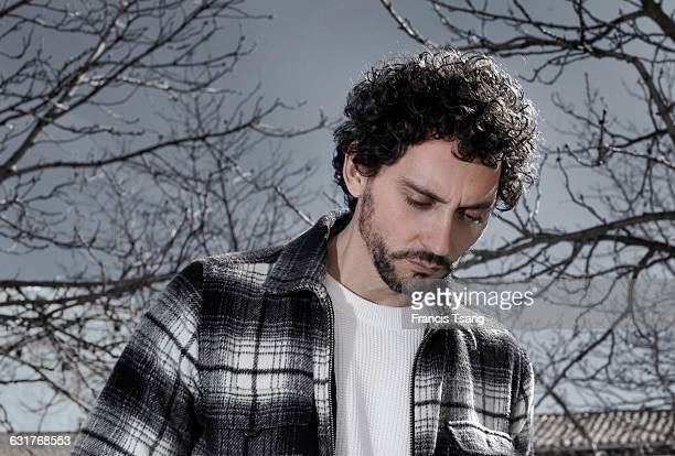 Spanish actor Paco Leon photographed in Madrid Spain 2nd March 2016