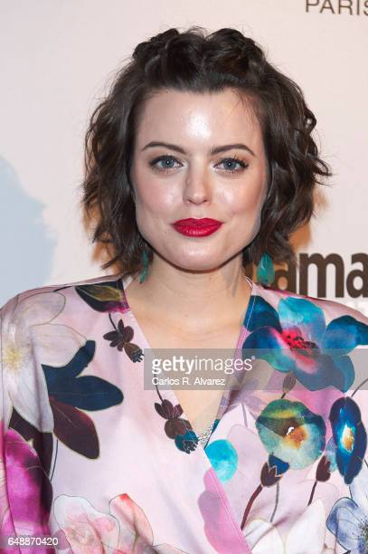Spanish actress Adriana Torrebejano attends the Fotogramas Magazine cinema awards 2017 at the Joy Eslava Club on March 6 2017 in Madrid Spain