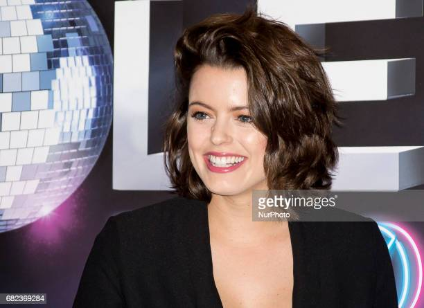 Spanish actress Adriana Torrebejano attends to The Hole Zero Photocalls in Madrid on May 11 2017 Madrid Spain