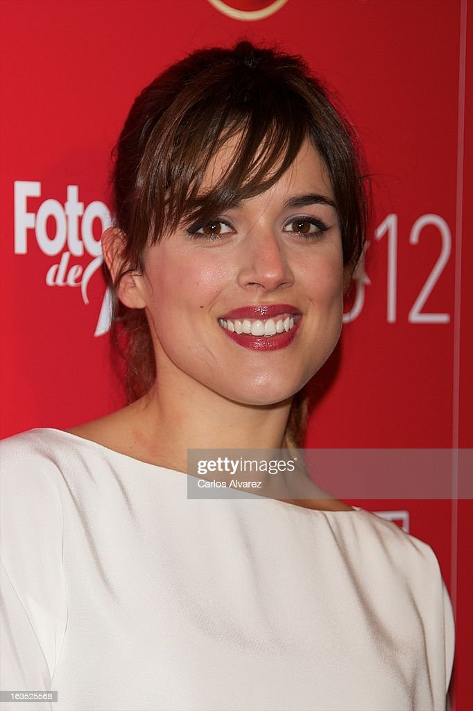 Spanish actress Adriana Ugarte attends Fotogramas awards 2013 at the Joy Eslava Club on March 11, 2013 in Madrid, Spain.