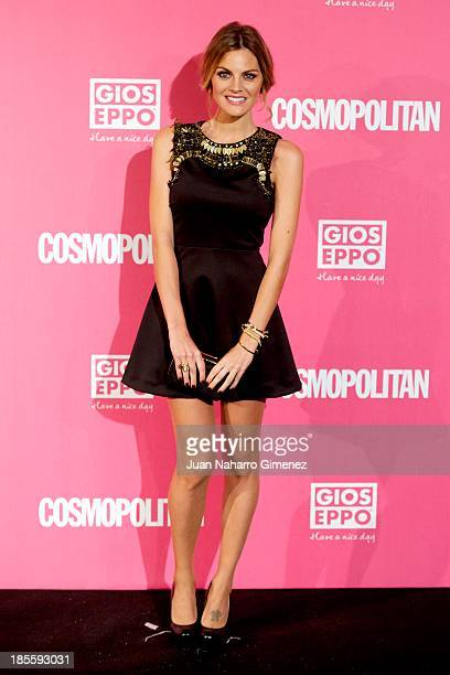 Spanish actress Amaia Salamanca attends the Cosmopolitan Fun Fearless Female Awards 2013 at the Ritz Hotel on October 22 2013 in Madrid Spain