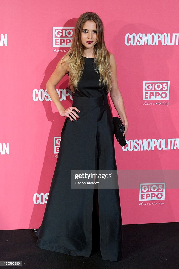 Spanish actress Ana Fernandez attends the Cosmopolitan Fun Fearless Female Awards 2013 at the Ritz Hotel on October 22 2013 in Madrid Spain