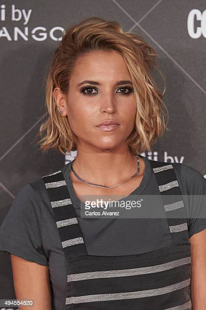 Spanish actress Ana Fernandez attends the VIII Cosmopolitan Fun Fearless Female Awards at the Ritz hotel on October 27 2015 in Madrid Spain