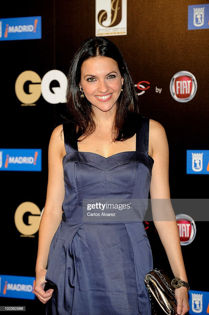 Spanish actress Ana Ruiz attends 'La noche de San Juan' party on June 23, 2010 in Madrid, Spain.