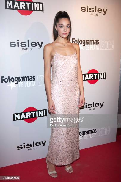 Spanish actress Ana Rujas attends the Fotogramas Magazine cinema awards 2017 at the Joy Eslava Club on March 6 2017 in Madrid Spain
