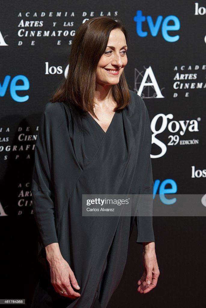 Goya Awards Nominated Party 2015