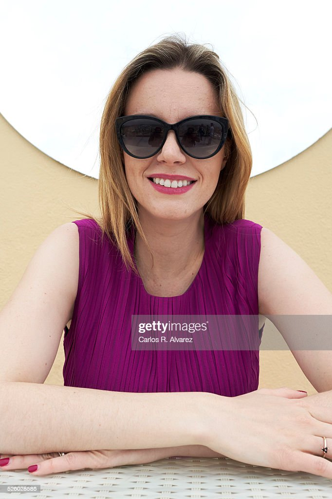 Spanish actress <a gi-track='captionPersonalityLinkClicked' href=/galleries/search?phrase=Carolina+Bang&family=editorial&specificpeople=6724200 ng-click='$event.stopPropagation()'>Carolina Bang</a> attends a portrait session at the Malaga Palacio Hotel during the 19th Malaga Film Festival on April 29, 2016 in Malaga, Spain.