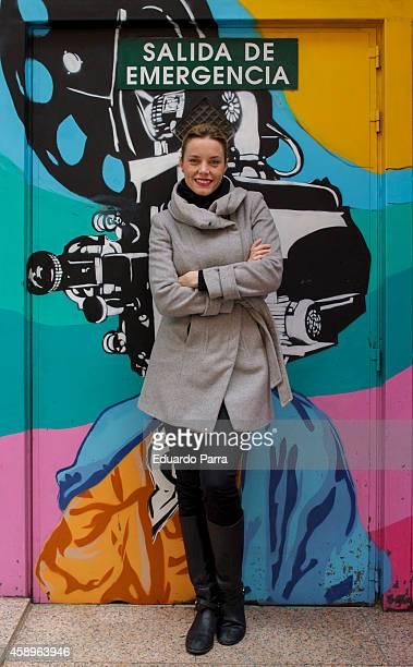 Spanish actress Carolina Bang attends 'Dos a la Carta' photocall at the Renoir Cinema on November 14 2014 in Madrid Spain