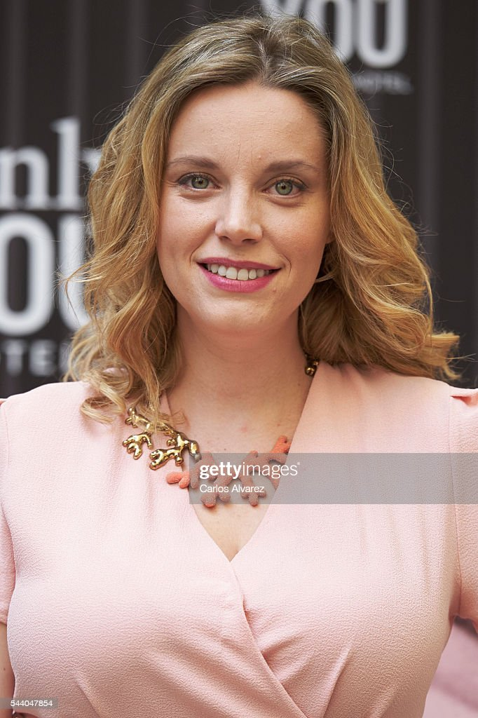 Spanish actress Carolina Bang attends 'Pieles' photocall at the Only You Hotel on July 1, 2016 in Madrid, Spain.
