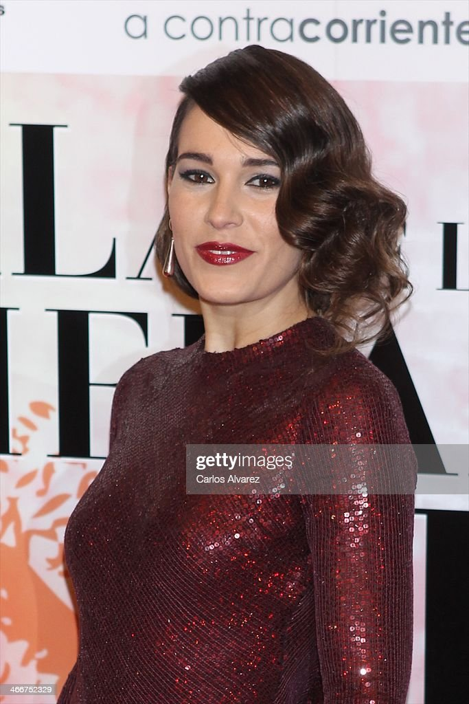 Spanish actress <a gi-track='captionPersonalityLinkClicked' href=/galleries/search?phrase=Celia+Freijeiro&family=editorial&specificpeople=7503623 ng-click='$event.stopPropagation()'>Celia Freijeiro</a> attends the 'CEC' medals 2014 at the Palafox cinema on February 3, 2014 in Madrid, Spain.
