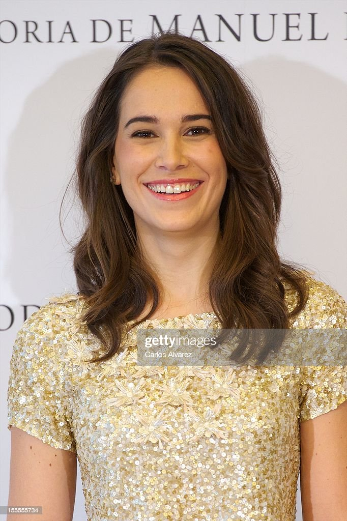 Spanish actress Celia Freijeiro attends the 'Todo es Silencio' photocall at the Palafox cinema on November 5, 2012 in Madrid, Spain.