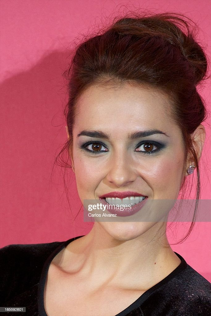 Spanish actress Cristina Brondo attends the Cosmopolitan Fun Fearless Female Awards 2013 at the Ritz Hotel on October 22, 2013 in Madrid, Spain.