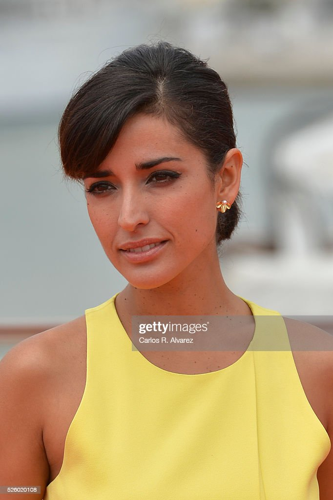 Spanish actress Inma Cuesta attends 'Koblic' photocall duing the 19th Malaga Film Festival on April 29, 2016 in Malaga, Spain.