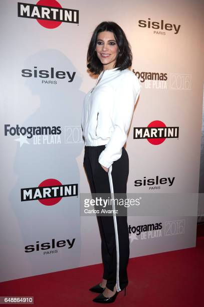 Spanish actress Irene Visedo attends the Fotogramas Magazine cinema awards 2017 at the Joy Eslava Club on March 6 2017 in Madrid Spain