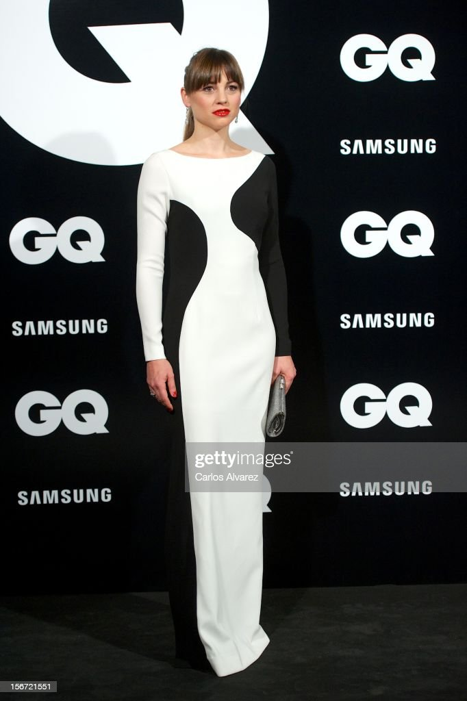 Spanish actress Leonor Watling attends the GQ Men Of The Year award 2012 at the Ritz Hotel on November 19, 2012 in Madrid, Spain.
