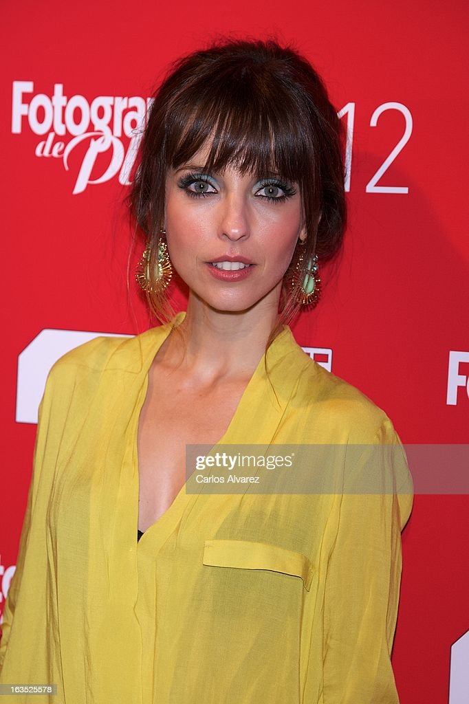 Spanish actress Leticia Dolera attends Fotogramas awards 2013 at the Joy Eslava Club on March 11, 2013 in Madrid, Spain.