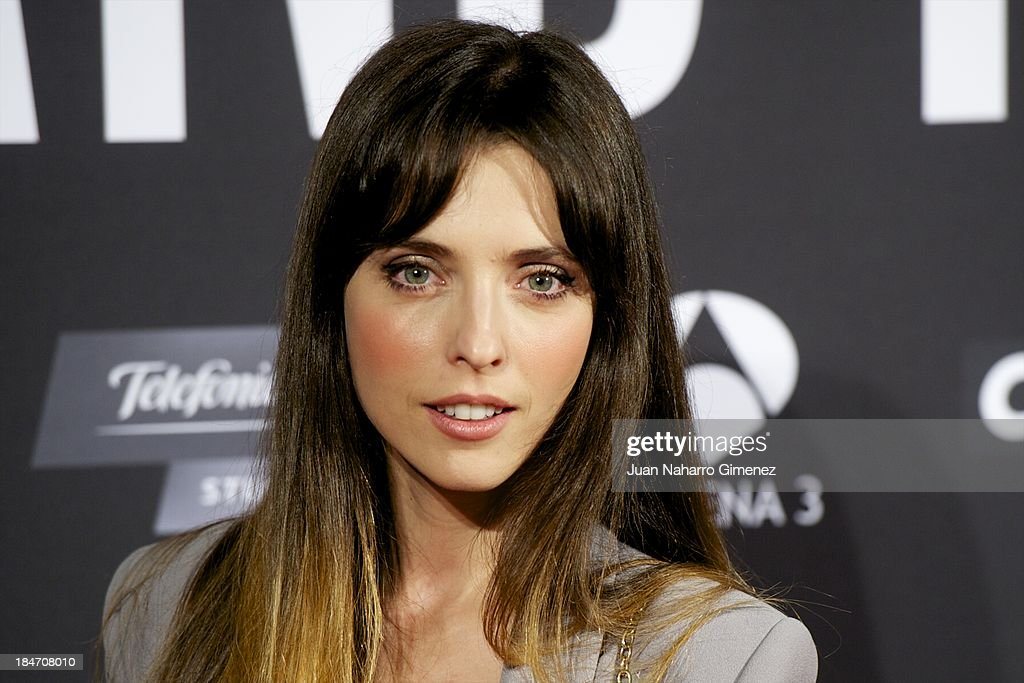 Spanish actress <a gi-track='captionPersonalityLinkClicked' href=/galleries/search?phrase=Leticia+Dolera&family=editorial&specificpeople=789515 ng-click='$event.stopPropagation()'>Leticia Dolera</a> attends 'Grand Piano' premiere at Capitol Cinema on October 15, 2013 in Madrid, Spain.