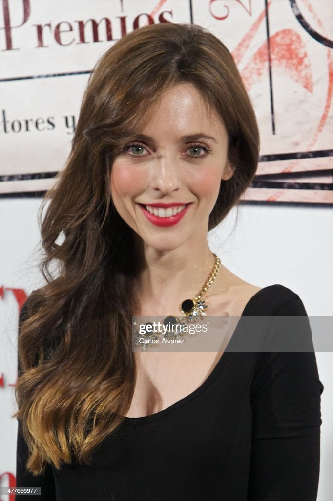 Spanish actress <a gi-track='captionPersonalityLinkClicked' href=/galleries/search?phrase=Leticia+Dolera&family=editorial&specificpeople=789515 ng-click='$event.stopPropagation()'>Leticia Dolera</a> attends the 23th Union de Actores awards at the Coliseum Theater on March 10, 2014 in Madrid, Spain.