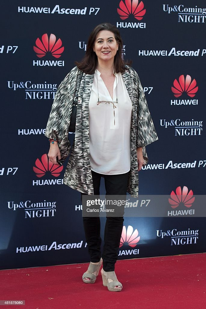 Spanish actress Luisa Martin attends Huawei Ascend P7 cocktail party at the Pastrana Palace on July 1, 2014 in Madrid, Spain.