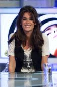 Mar Saura Attends 'El Hormiguero' Tv Show