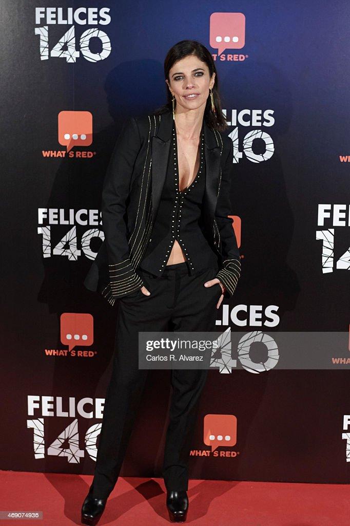 'Felices 140' Madrid Premiere