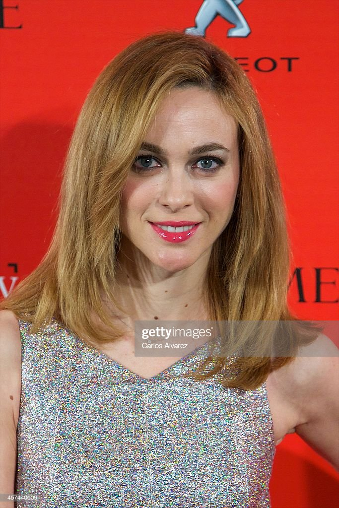 Spanish actress Marta Hazas attends the 'Mujer de Hoy' awards 2013 at the Hotel Palace on December 17, 2013 in Madrid, Spain.