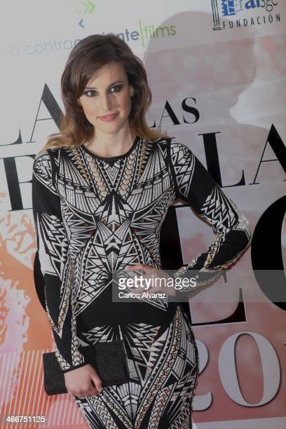Spanish actress Natalia de Molina attends the 'CEC' medals 2014 at the Palafox cinema on February 3 2014 in Madrid Spain