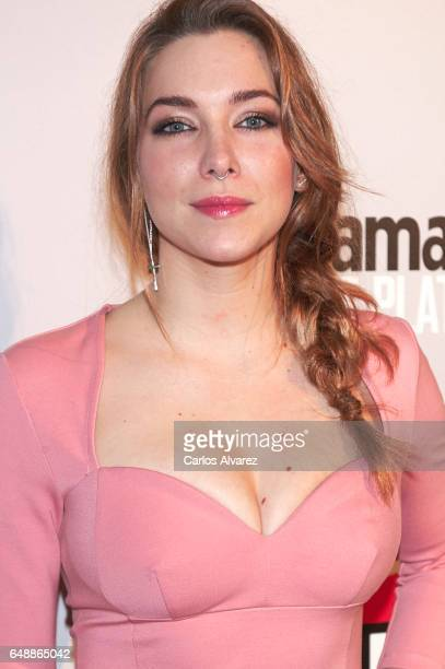 Spanish actress Natalia Rodriguez attends the Fotogramas Magazine cinema awards 2017 at the Joy Eslava Club on March 6 2017 in Madrid Spain