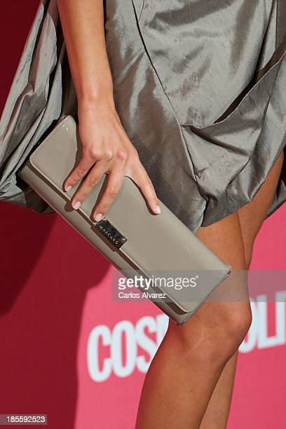 Spanish actress Natalia Sanchez attends the Cosmopolitan Fun Fearless Female Awards 2013 at the Ritz Hotel on October 22 2013 in Madrid Spain