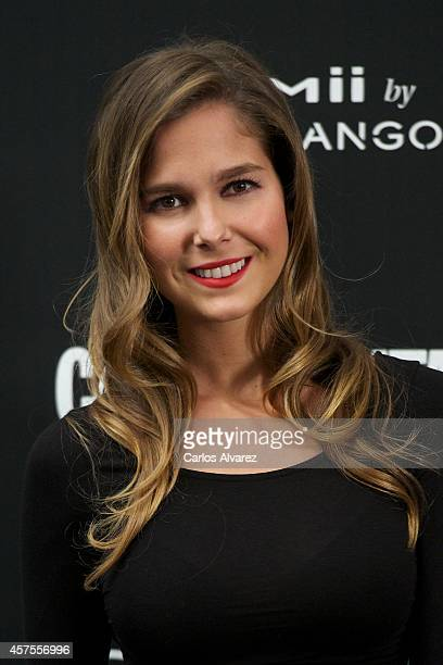 Spanish actress Natalia Sanchez attends the Cosmopolitan Fun Fearless Awards 2014 at the Ritz Hotel on October 20 2014 in Madrid Spain