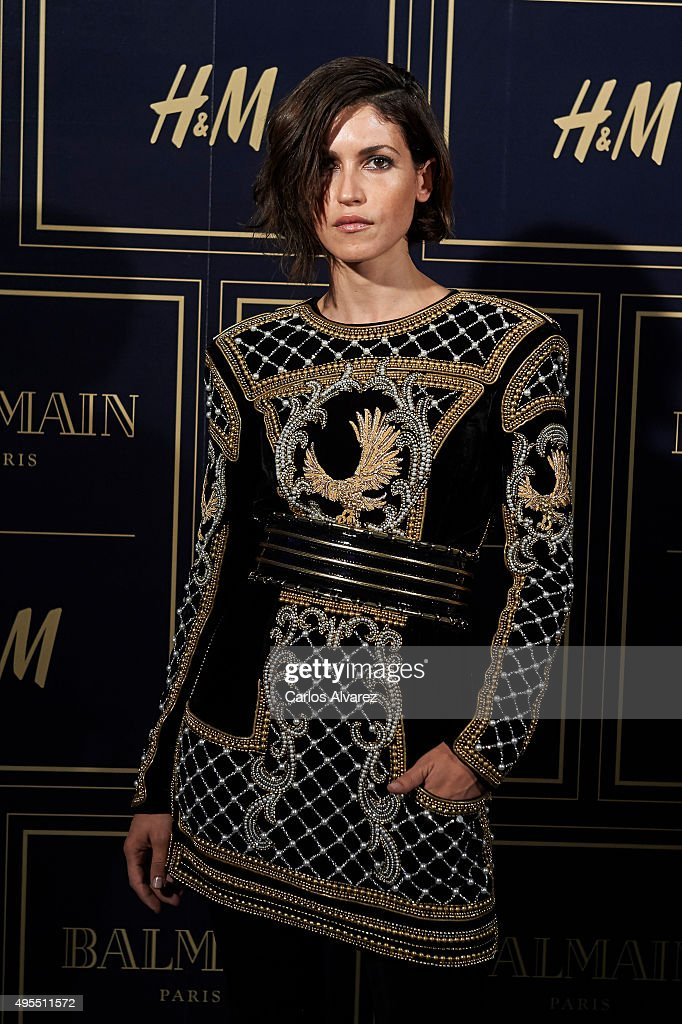 Balmain And H&M Collection Launch Party In Madrid