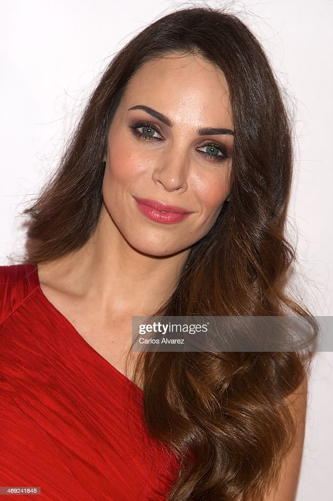 Spanish actress Nerea Garmendia attends the 'Yo Dona' magazine party at the Barcelo Theater on February 13 2014 in Madrid Spain