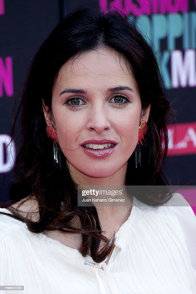 Spanish actress Paula Prendes attends the 'Cosmopolitan Shopping Week' party at the Plaza de Callao on May 28, 2013 in Madrid, Spain.