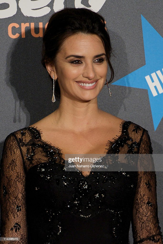 Spanish actress Penelope Cruz attends 'Pirates Of The Caribbean: On Stranger Tides'