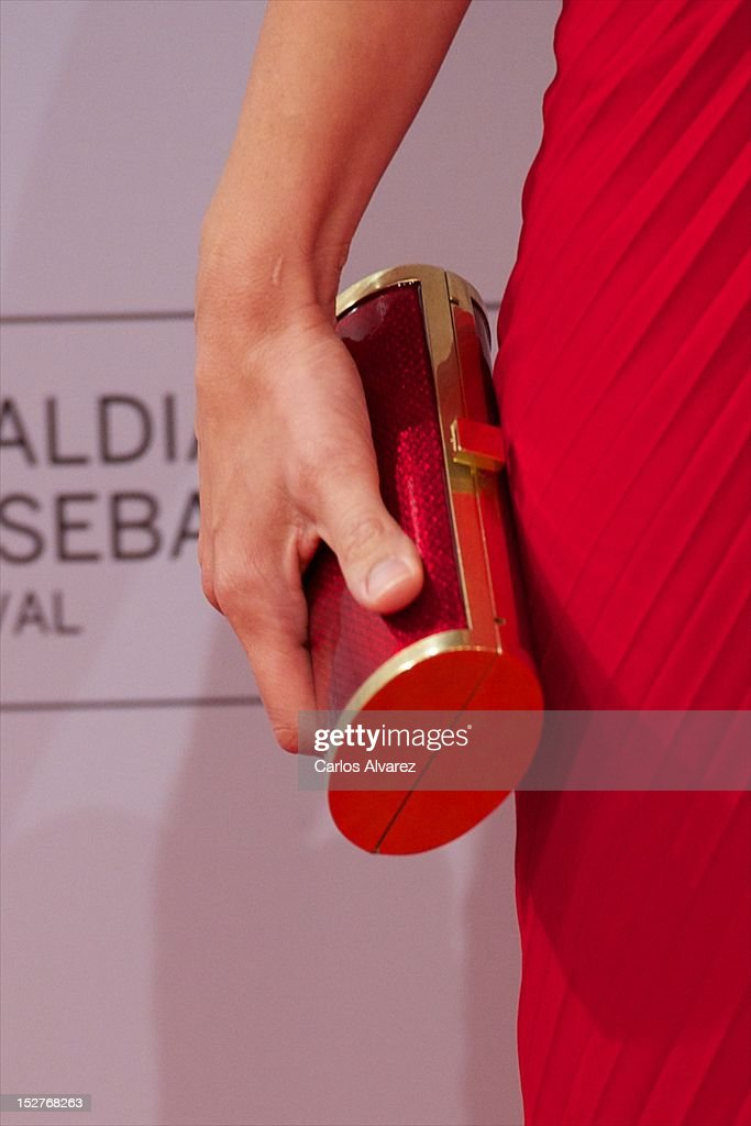 Spanish actress Penelope Cruz attends the 'Venuto al Mondo' (Volver A Nacer) premiere at the Kursaal Palace during the 60th San Sebastian International Film Festival on September 25, 2012 in San Sebastian, Spain.