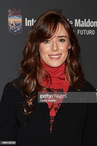 Spanish actress Pilar Lopez de Ayala attends the 'Platino' awards 2015 at the Palace Hotel on November 23 2015 in Madrid Spain