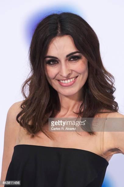 Spanish actress Susana Cordoba attends 'Traicion' photocall at the Palacio de Congresos during the FesTVal 2017 on September 7 2017 in VitoriaGasteiz...