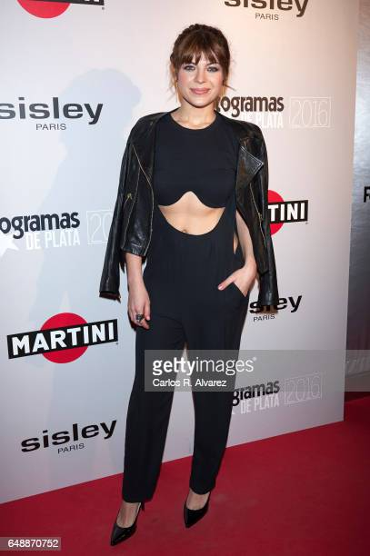 Spanish actress Thais Blume attends the Fotogramas Magazine cinema awards 2017 at the Joy Eslava Club on March 6 2017 in Madrid Spain