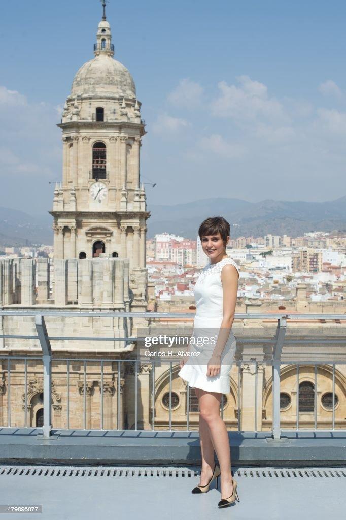 Veronica Echegui Receives L'Oreal Award At Malaga Film Festival