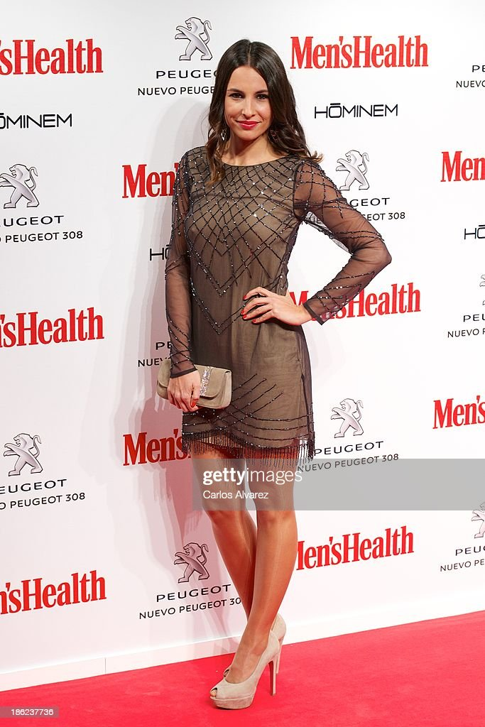 Spanish actress Xenia Tostado attends Men's Health Awards 2013 at the Canal Theater on October 29, 2013 in Madrid, Spain.
