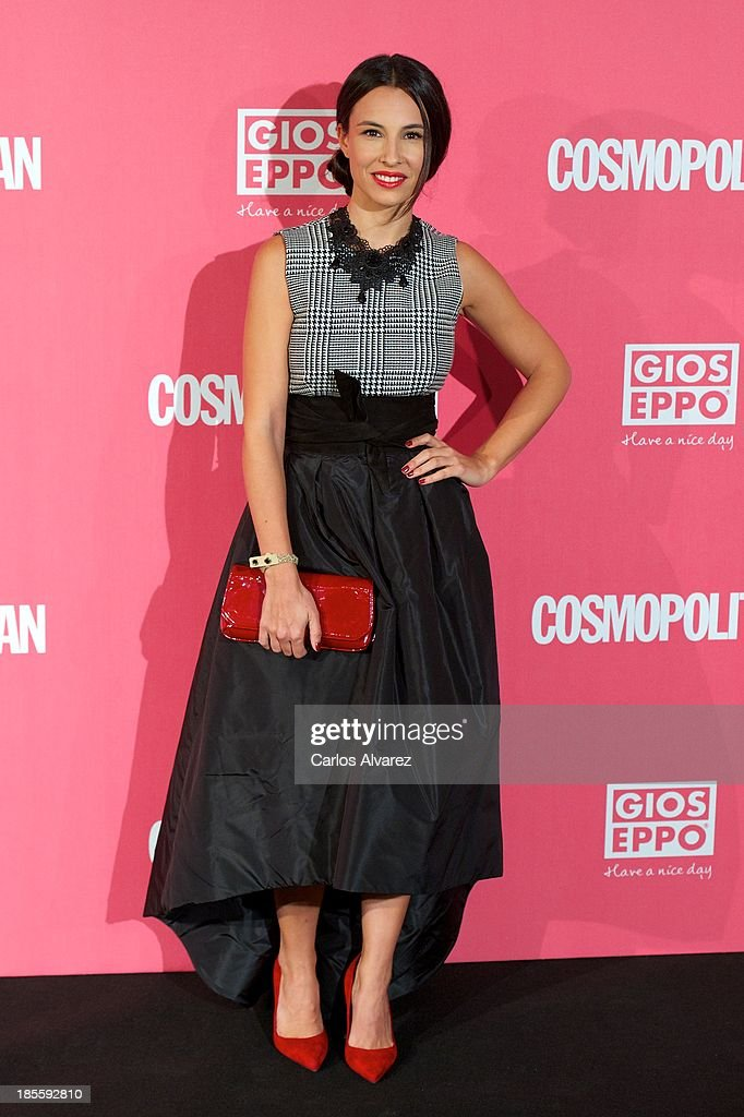 Spanish actress Xenia Tostado attends the Cosmopolitan Fun Fearless Female Awards 2013 at the Ritz Hotel on October 22, 2013 in Madrid, Spain.